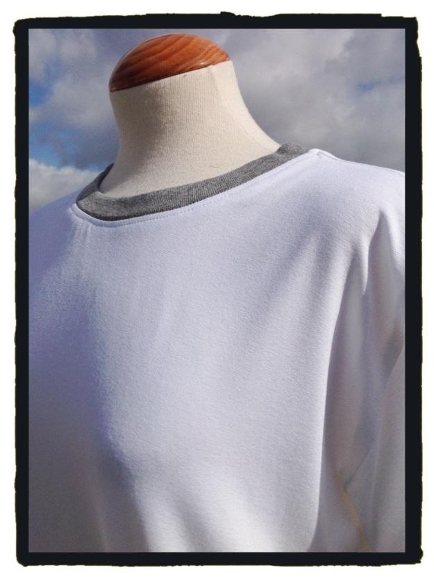 Whyte Tshirt basica detail
